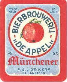 Bierbrouwerij 'De Appel'